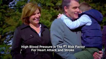 Omron Evolv TV Spot, 'High Blood Pressure' - Thumbnail 3