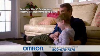 Omron Evolv TV Spot, 'High Blood Pressure' - Thumbnail 6