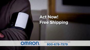 Omron Evolv TV Spot, 'High Blood Pressure' - Thumbnail 8