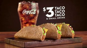 Jack in the Box $3 Taco Deal TV Spot, 'Taco Obsession' - Thumbnail 9
