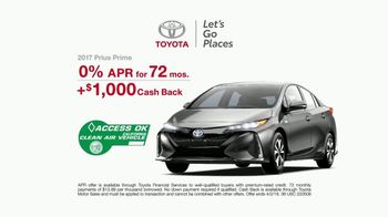 Toyota Ready Set Go! TV Spot, 'No-Cost Maintenance Plan' [T2] - Thumbnail 6