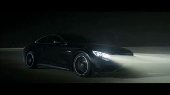 Mercedes-AMG S 63 Coupe TV Spot, 'Curious Is Incurable' [T1] - 50 commercial airings