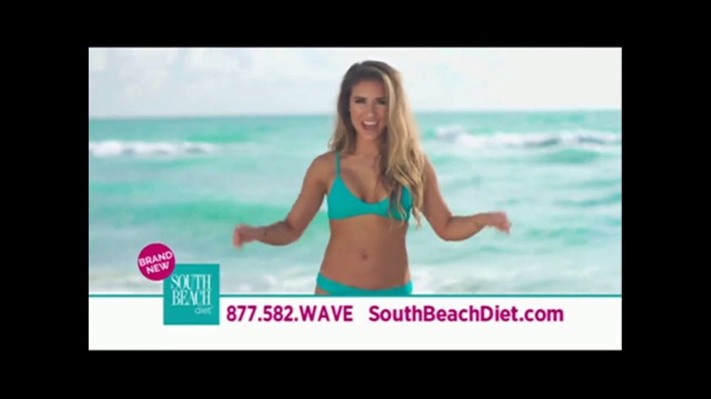 South Beach Diet TV Commercial, 'Ready For Summer' Featuring Jessie James Decker