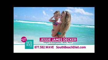 South Beach Diet TV Spot, 'Ready For Summer' Featuring Jessie James Decker - Thumbnail 2