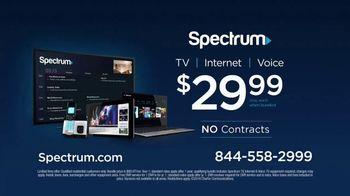 Spectrum TV, Internet and Voice TV Spot, 'Bachelor: Free DVR Service' - Thumbnail 10