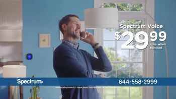 Spectrum TV, Internet and Voice TV Spot, 'Bachelor: Free DVR Service' - Thumbnail 9