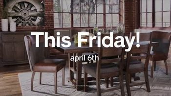 Ashley HomeStore Tax Relief Savings Event TV Spot, 'This Friday Only' - Thumbnail 7