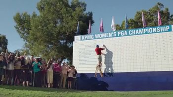 KPMG TV Spot, '2018 Women's PGA Championship' Featuring Stacy Lewis