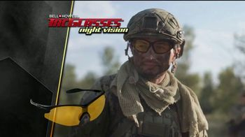 Bell + Howell Night Vision Tac Glasses TV Spot, 'Glaring Light: Double'