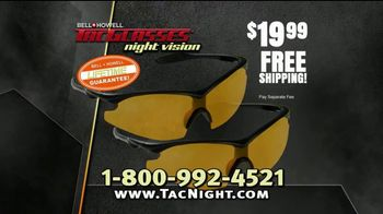 Bell + Howell Night Vision Tac Glasses TV Spot, 'Glaring Light: Double' - Thumbnail 9