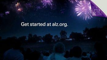 Alzheimer's Association TV Spot, 'Something Little' - Thumbnail 10