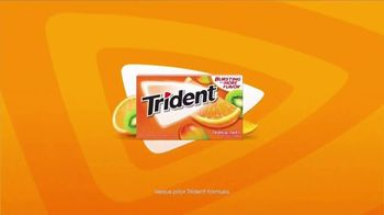 Trident Tropical Twist TV Spot, 'Bursting With Flavor' - Thumbnail 10