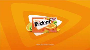 Trident Tropical Twist TV Spot, 'Bursting With Flavor' - Thumbnail 10