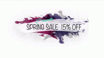 Closet Factory Spring Sale TV Spot, 'Custom Designs: 15 Percent Off' - Thumbnail 1