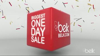 Belk Biggest One Day Sale TV Spot, '2 Day Doorbusters' - 33 commercial airings