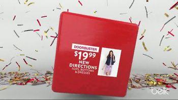 Belk Biggest One Day Sale TV Spot, '2 Day Doorbusters' - Thumbnail 6