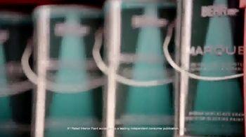 The Home Depot TV Spot, 'Premium Paint: BEHR' - 3838 commercial airings