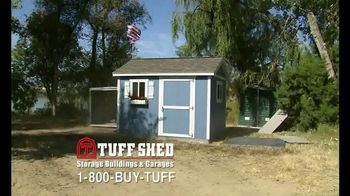 Tuff Shed TV Spot, 'Blowing Away the Competition' - Thumbnail 3