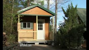Tuff Shed TV Spot, 'Blowing Away the Competition' - Thumbnail 4