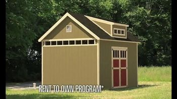 Tuff Shed TV Spot, 'Blowing Away the Competition' - Thumbnail 6