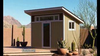 Tuff Shed TV Spot, 'Blowing Away the Competition' - Thumbnail 7