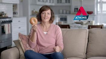 Atkins TV Spot, 'What Hidden Sugars Are Lurking in Your Foods: Bagel' - Thumbnail 1