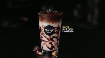 McDonald's McCafé Iced Turtle Macchiato TV Spot, 'Fírmala' [Spanish] - Thumbnail 9