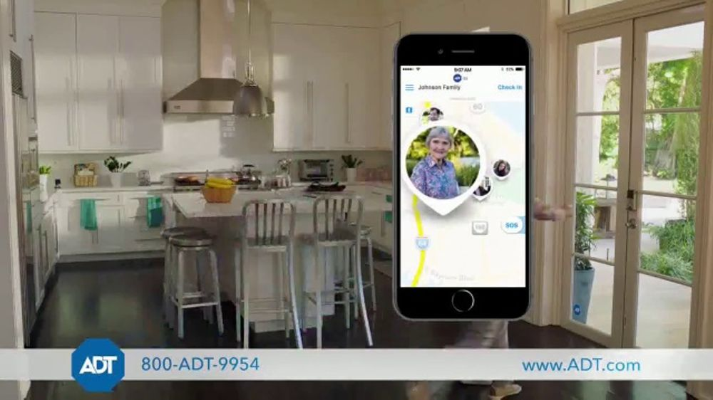 ADT Go TV Commercial, 'Home and On the Go'