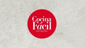 Cocina Fácil Network TV Spot, 'Festival de salsas mexicanas' [Spanish] - Thumbnail 1