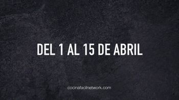 Cocina Fácil Network TV Spot, 'Festival de salsas mexicanas' [Spanish] - Thumbnail 4