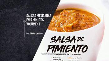 Cocina Fácil Network TV Spot, 'Festival de salsas mexicanas' [Spanish] - Thumbnail 6