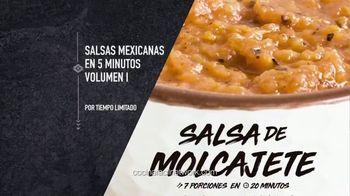Cocina Fácil Network TV Spot, 'Festival de salsas mexicanas' [Spanish] - Thumbnail 7