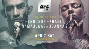 UFC 223 TV Spot, 'XFINITY: Ferguson vs. Khabib' - Thumbnail 9