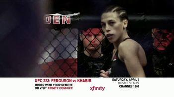 UFC 223 TV Spot, 'XFINITY: Ferguson vs. Khabib' - Thumbnail 3
