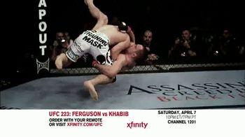 UFC 223 TV Spot, 'XFINITY: Ferguson vs. Khabib' - Thumbnail 4
