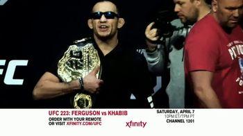 UFC 223 TV Spot, 'XFINITY: Ferguson vs. Khabib' - Thumbnail 5
