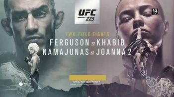 UFC 223 TV Spot, 'XFINITY: Ferguson vs. Khabib' - Thumbnail 8