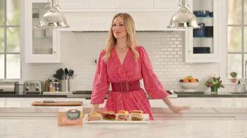 Hormel Natural Choice TV Spot, 'Sandwich Tasting Party' Feat. Judy Greer - Thumbnail 1