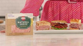 Hormel Natural Choice TV Spot, 'Sandwich Tasting Party' Feat. Judy Greer - Thumbnail 2