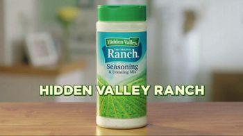 Hidden Valley Original Ranch Seasoning & Dressing Mix TV Spot, 'B.F.D.' - Thumbnail 4