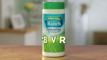 Hidden Valley Original Ranch Seasoning & Dressing Mix TV Spot, 'B.F.D.' - Thumbnail 5