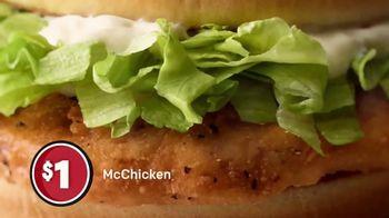 McDonald's $1 $2 $3 Dollar Menu TV Spot, 'The Value of a Dollar' - Thumbnail 6