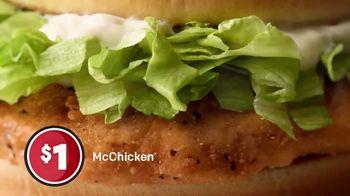 McDonald's $1 $2 $3 Dollar Menu TV Spot, 'The Value of a Dollar' - Thumbnail 7