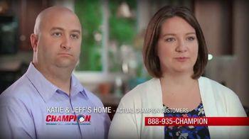 Champion Windows Spring Spring Sale-A-Bration TV Spot, 'Save on Siding' - Thumbnail 2