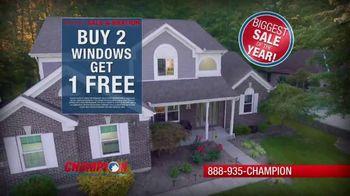 Champion Windows Spring Spring Sale-A-Bration TV Spot, 'Save on Siding' - Thumbnail 5