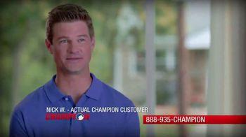 Champion Windows Spring Spring Sale-A-Bration TV Spot, 'Save on Siding' - Thumbnail 6
