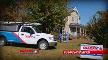 Champion Windows Spring Spring Sale-A-Bration TV Spot, 'Save on Siding' - Thumbnail 7