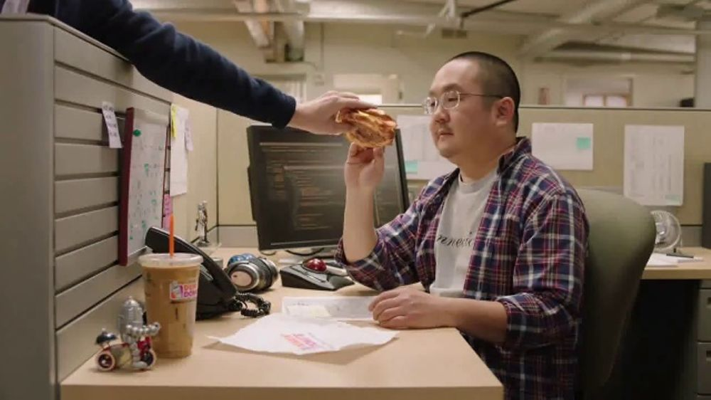 Dunkin' Donuts Go2s TV Commercial, 'Go-Getters'