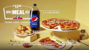 Papa John's Meal Deal TV Spot, '12.99 Seconds of Better Play' - Thumbnail 9