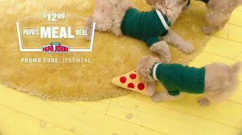 Papa John's Meal Deal TV Spot, '12.99 Seconds of Better Play' - Thumbnail 1